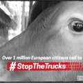 Stop The Trucks campaign has received overwhelming support