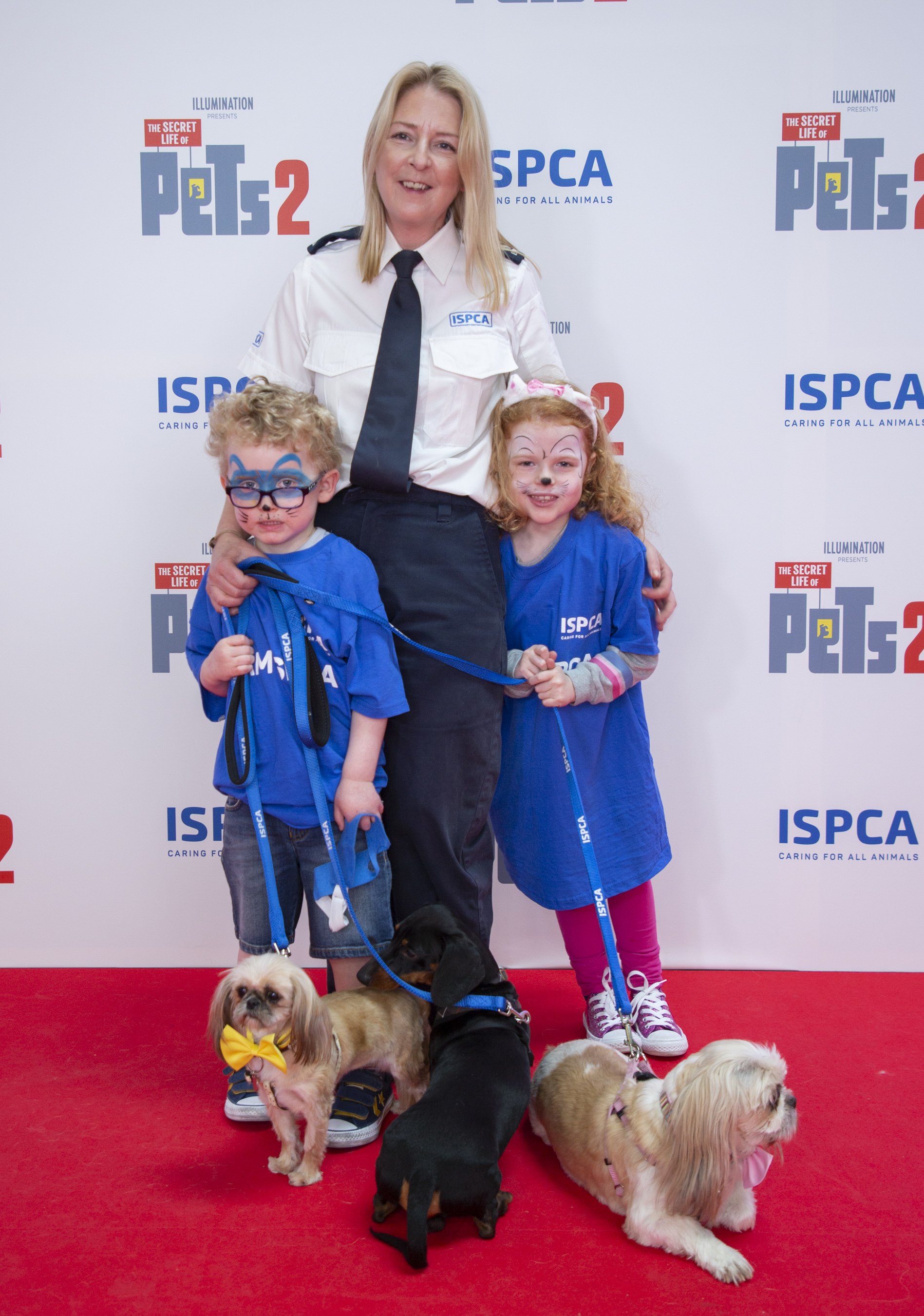 The ISPCA was delighted to partner with Universal Pictures Ireland for the Irish premiere screening